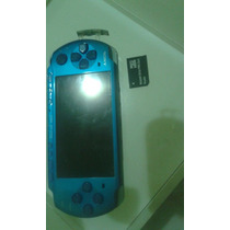Psp Sony Azul Desbloqueado