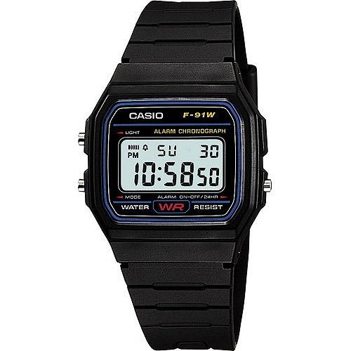ccd57110e422 Reloj Casio Clásico Digital Negro Para Hombre -   964.60 en Mercado Libre