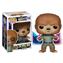 Hombre Lobo Pop Funko Wolf Man Universal Monsters Gennial