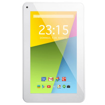 Tablet Qbex Tx753 Branco - Tela 7 Quad Core 1.2ghz, 4gb