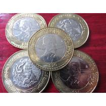 Moneda 20 Pesos Belisario Dominguez 2013 Capsula De Regalo