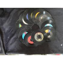 Discos 46 Rpm Para Manualidades 4 X $15