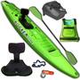 Kayak Rocker One C8 Caja Pesca Free Terra Envio Gratis