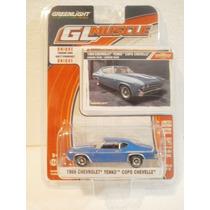 Greenlight 1969 Chevrolet Yenko Copo Chevelle Azul 1:64