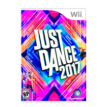 Juego Wii Just Dance 2017 Limited Ibushak Gaming