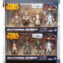 Star Wars - Battle Of Geonosis - Los Dos Packs Juntos. Jedis