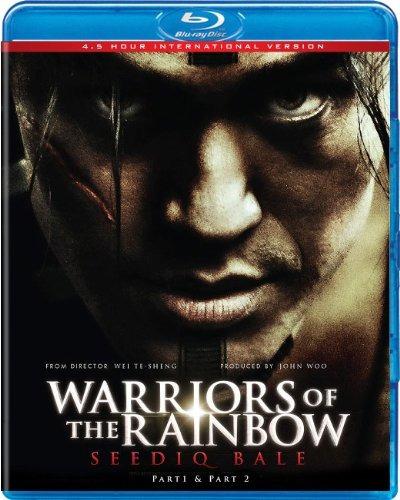 Is Warriors Of The Rainbow On Netflix: Guerreros Del Arco Iris: Seediq Bale [blu-ray]