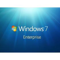 Chave Windows 7 Enterprise (32/64 Bits) Original