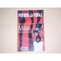 Revista Especial Milan De Italia Futbol Total