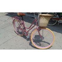 Bicicleta Retro Vintage R26 7 Velocidades Equipada