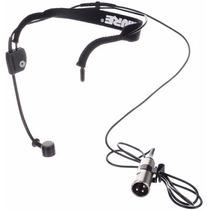 Shure Wh20-xlr Micrófono Con Diadema.