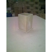 Lapiceros Rectos Fibrofacil 6x6x9 X10u
