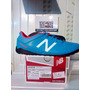 Botines New Balance Visaro Futbol 5 Original Garantia Local