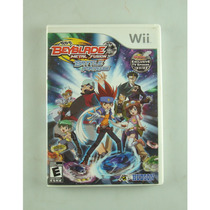 Beyblade Metal Fusion Battle Fortress / Nintendo Wii