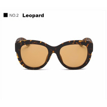 Oferta Lentes De Sol Uv 400 Cat Eyes Color Leopardo