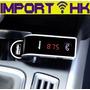 Transmisor Fm Bluetooth Mp3 Usb Cargador De Celular Tablet