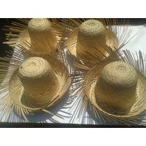 Sombreros De Palma Artesanal Hechos A Mano