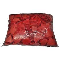 Papel Picado Coração Vermelho Sky Paper 1kg