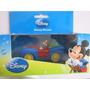 Disney Kit Diecast Carrinho Mickey Mouse 1/43