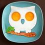Moldes Huevo Frito Varios Modelos!!! Buho- Conejo- Carabela