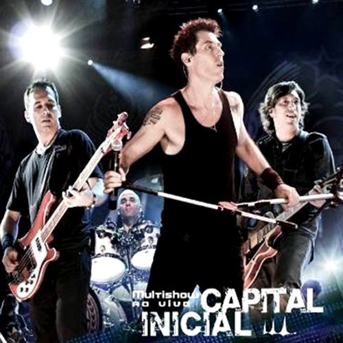 cd capital inicial multishow ao vivo
