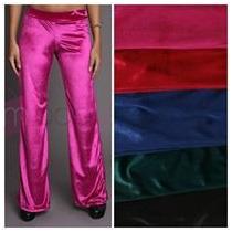Pantalon De Velvet Talle S -color Fucsia