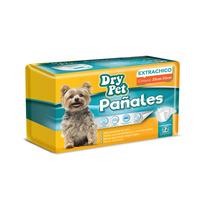 Pañales Para Perro Extra Chico 12 Piezas Oferta