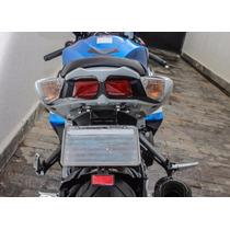 Suporte Eliminador Placa Oxxy Suzuki Gsxr Srad 1000 15/17