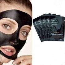 Mascara Adesivo Black Head Pilaten Tira Remove Cravos