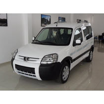 Peugeot Partner Patagonica 1.6 Hdi 0km Ent Inmed Oportunidad