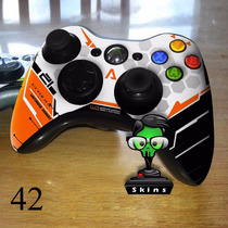 Skin Adesivo De Controle Xbox 360 (compre 3 Peças E Leve 4)