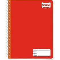 Cuaderno Profesional Scribe Caja 36u Cuadro 5mm Dif. Colore