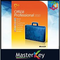 Office Professional Plus 2010 X 5pc Licencia Original