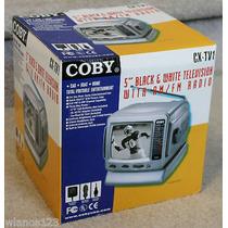 Televisor Portátil /marca Coby /artículo Importado Cx-tv1