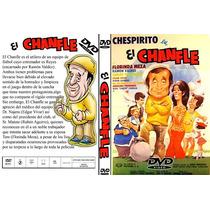 Dvd Roberto Gomez Bolaños Chespirito El Chavo En El Chanfle