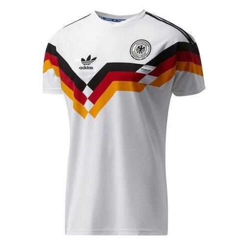 Camisa Alemanha 1990 Retrô Copa 90 Oficial Seleção Alemã - R  139 be1f629ed3cf2