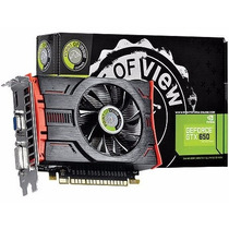 Placa De Video Geforce Nvidia Gtx 650 1gb Gddr5 128 Bits