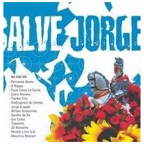Cd Salve Jorge -na Voz De
