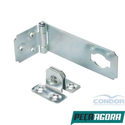 8669cc642e Porta Cadeado Silvana 4.1/2 300 (5551cc) - R$ 19,73 em Mercado Livre