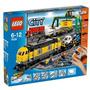 Juguete Lego City 7939 Tren De Carga (fuera De Servicio Por