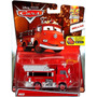Disney Pixar Cars, Red, Rojo El Bombero
