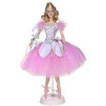 Barbie Doll Peppermint Candy Cane El Cascanueces Ballet Clá