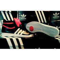 Botitas Adidas Sleek. El Moño Se Puede Sacar.