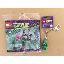 Lego Set Nickelodeon Teenage Mutant Ninja Turtles Leonardo