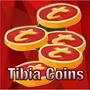 Tibia Premium Scroll, Coins, Kks. Todos Los Servidores