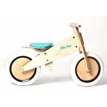 Bicicleta Ding Dong De Madera Sin Pedales Para Niños