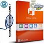 Office 2016 Pro + Antivirus Avg Lic Original - 1 Pc