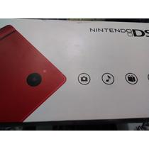 Nintendo Dsi Caja Nueva Sellada + 100 Juegos Fortum)