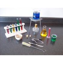 Laboratorio Química Set - Equipo Profesional Básico