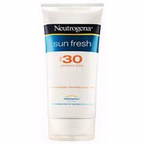 Protetor Solar Neutrogena Sun Fresh Fps 30 Corpo 200ml